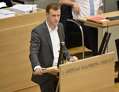 """Jan Wenzel Schmidt zum Antrag der AfD-Fraktion """"Flagge zeigen"""""""